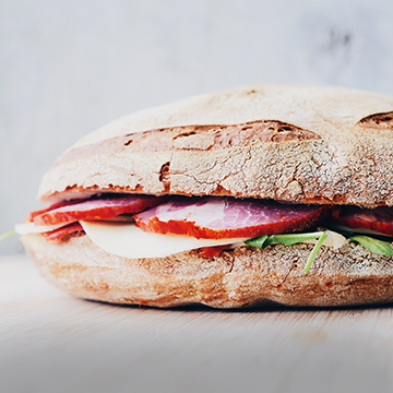 sandwich fra buscatering